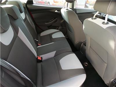 2013 Ford Focus Zetec TDCi 1560 Diesel Manual 6 Speed 5 Door Hatchback