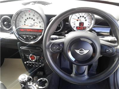 2013 MINI Coupe Cooper 1598 Petrol Manual 6 Speed 2 Door Coupe