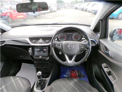 2016 Vauxhall Corsa Limited Edition VVT 1398 Petrol Manual 5 Speed 5 Door Hatchback