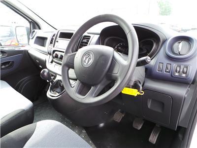 2016 Vauxhall Vivaro L2H1 CDTi 1598 Diesel Manual 6 Speed Van L/Side