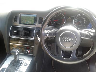 2012 Audi Q7 S Line Plus TDi 4WD 2967 Diesel Automatic 8 Speed 5 Door Estate