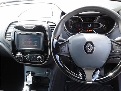 2016 Renault Captur Dynamique S Nav Energy dCi 90  1461 Diesel Manual 5 Speed 5 Door Hatchback