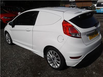 2015 Ford Fiesta Sport TDCi 1560 Diesel Manual 5 Speed L.C.V.