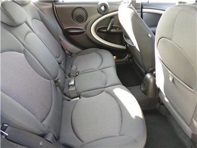 2011 MINI Countryman Cooper D All4 4WD 1598 Diesel Manual 6 Speed 5 Door Hatchback