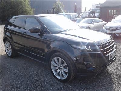 2014 Land Rover Range Rover Evoque 2011 To 2015 Dynamic SD4 4WD 2179 Diesel Automatic 9 Speed 5 Door Estate