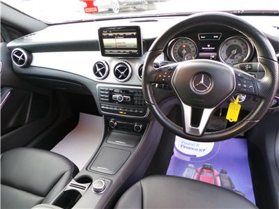 2014 MERCEDES GLA-CLASS GLA220 CDI 4MATIC SE PREMIUM 2143 DIESEL AUTOMATIC 7 Speed 5 DOOR ESTATE