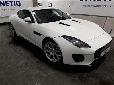 2019 JAGUAR F-TYPE V6 R-DYNAMIC