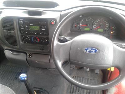 2004 FORD TRANSIT 260S 1998 DIESEL MANUAL 5 Speed PANEL VAN