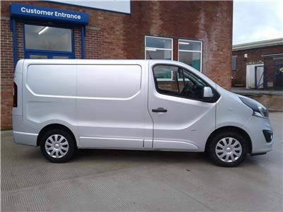 2016 VAUXHALL VIVARO 2700 L1H1 CDTI P/V SPORTIVE 1598 DIESEL MANUAL 6 Speed PANEL VAN