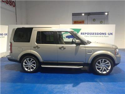 2013 LAND ROVER DISCOVERY 4 SDV6 HSE 2993 DIESEL AUTOMATIC 5 DOOR ESTATE
