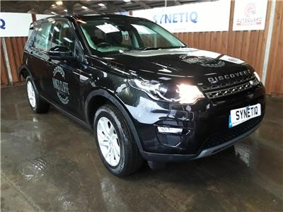 2018 LAND ROVER DISCOVERY SPORT TD4 SE TECH