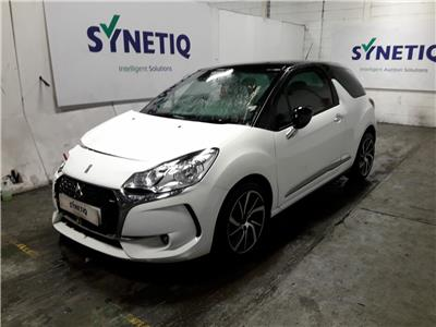 2018 DS DS 3 PURETECH CONNECTED CHIC