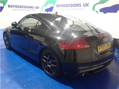2007 AUDI TT TFSI 1984 PETROL MANUAL 6 Speed 3 DOOR COUPE