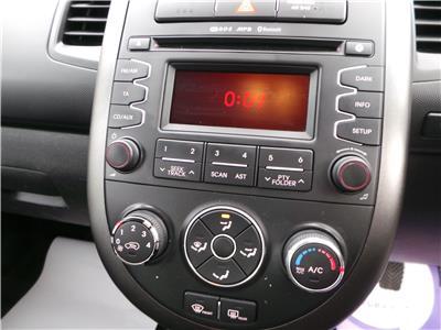2013 KIA SOUL 2 1591 PETROL MANUAL 6 Speed 5 DOOR HATCHBACK