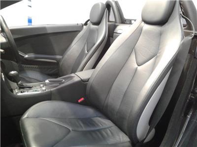 2007 MERCEDES SLK SLK280 2996 PETROL AUTOMATIC 2 DOOR CONVERTIBLE