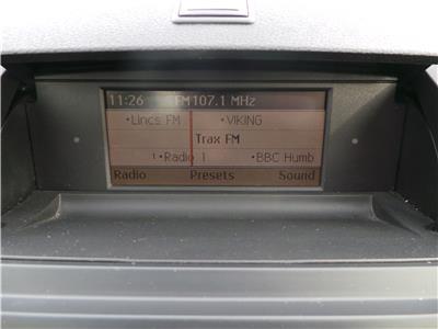 2008 MERCEDES C-CLASS C220 CDI ELEGANCE 2148 DIESEL AUTOMATIC 5 Speed 4 DOOR SALOON