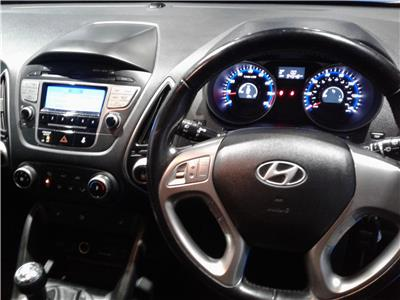 2010 HYUNDAI IX35 STYLE 1998 PETROL MANUAL 5 Speed 5 DOOR ESTATE