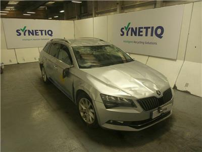2017 SKODA SUPERB SE Business TDi 120