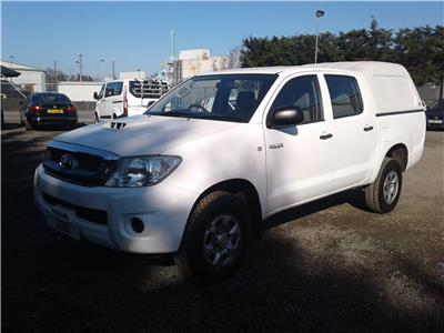 2010 Toyota Hilux AHL24 2500 Diesel Manual Pick-Up