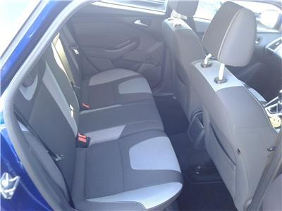 2013 Ford Focus Zetec 999 Petrol Manual 6 Speed 5 Door Hatchback