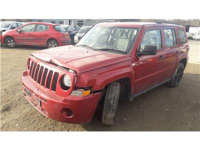 2008 JEEP PATRIOT Sport CRD