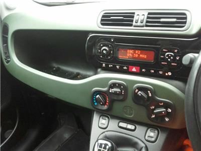 Fiat Bravo 2007 On Active 5 Door Hatchback