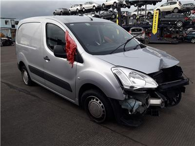 2012 CITROEN BERLINGO 625 L1 X