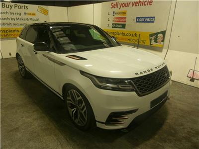 2018 LAND ROVER RANGE ROVER R-Dynamic HSE D300 4WD