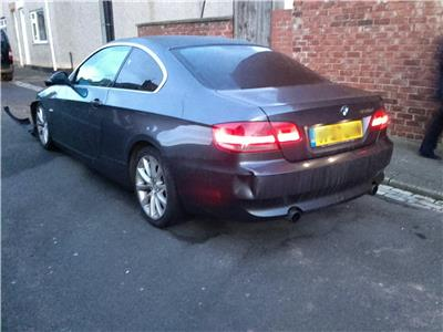 2007 BMW 3 SERIES 335d SE