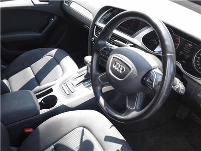 2013 Audi A4 SE 1968 Diesel CVT 8 Speed 5 Door Estate