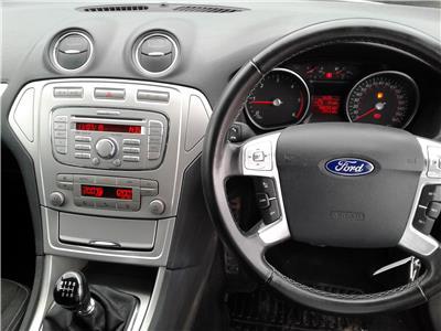2010 Ford Mondeo Zetec 1997 Diesel Manual 6 Speed 5 Door Hatchback