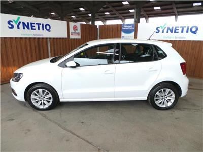 2014 Volkswagen Polo SE TSI BMT 1197 Petrol Manual 5 Speed 5 Door Hatchback