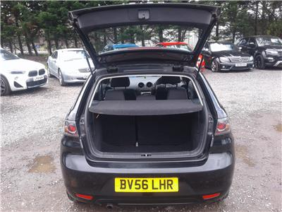 2006 SEAT Ibiza Rhythm 1390 Petrol Manual 5 Speed 3 Door Hatchback