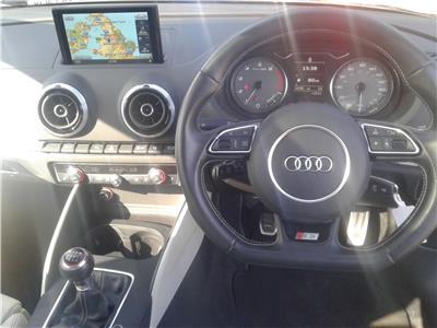 2015 Audi A3 S3 Quattro TFSi 4WD 1984 Petrol Manual 6 Speed 5 Door Hatchback