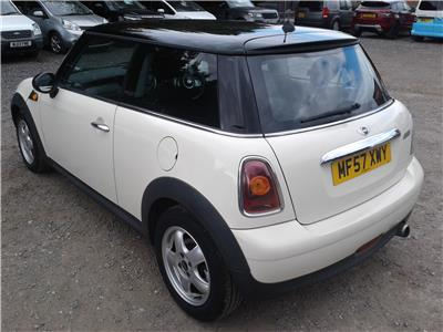 2007 MINI Mini Cooper 1598 Petrol Manual 6 Speed 3 Door Hatchback