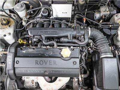 2000 ROVER 45 IE 16V 1396 PETROL MANUAL 5 DOOR HATCHBACK
