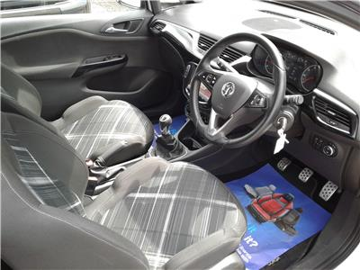 2016 Vauxhall Corsa Limited Edition VVT 1364 Petrol Manual 6 Speed 3 Door Hatchback