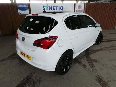 2015 Vauxhall Corsa Limited Edition VVT 1398 Petrol Manual 5 Speed 5 Door Hatchback