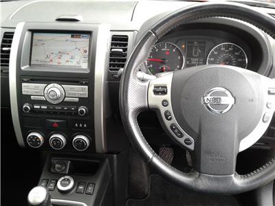 2011 Nissan X-Trail Tekna 1995 Diesel Manual 6 Speed 5 Door 4x4