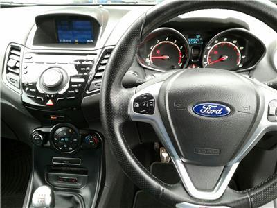 2015 Ford Fiesta ST 3 1596 Petrol Manual 6 Speed 3 Door Hatchback