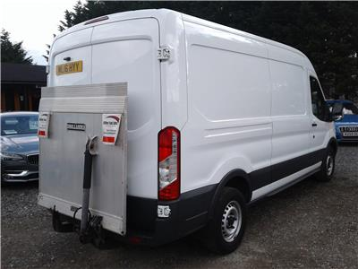 2016 FORD TRANSIT 350 2198 DIESEL MANUAL 6 Speed PANEL VAN