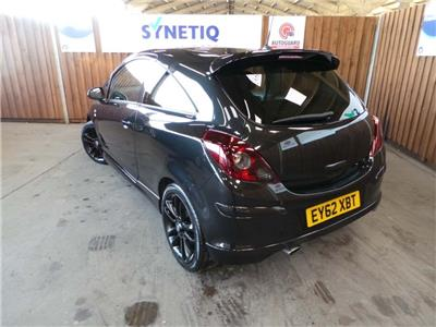 2012 Vauxhall Corsa Limited Edition 1229 Petrol Manual 5 Speed 3 Door Hatchback