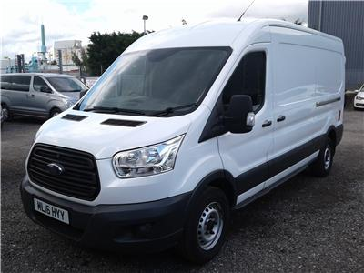 2016 Ford Transit T350 WITH TAILLIFT 2198 Diesel Manual 6 Speed Van