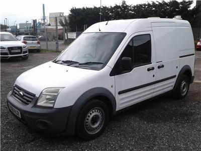 2011 Ford TRANSIT CONNECT T230 1753 Diesel Manual 5 Speed L.C.V.