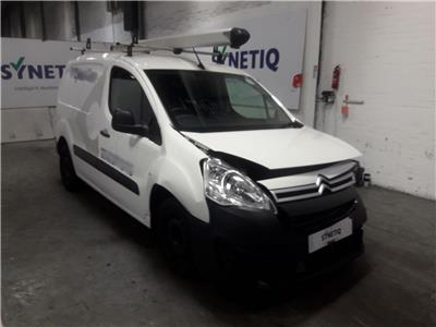 2017 CITROEN BERLINGO L1 625 Enterprise BlueHDi 75 SWB