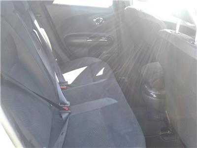 2016 Nissan Juke N-Connecta DIG-T 1197 Petrol Manual 6 Speed 5 Door Hatchback