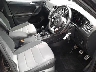 2017 Volkswagen Tiguan R-Line TDI BMT 1968 Diesel Manual 6 Speed 5 Door SUV
