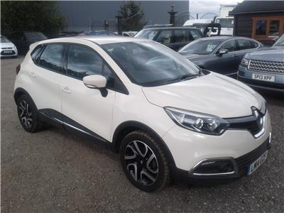 2014 Renault Captur Dynamique MediaNav Energy dCi  1461 Diesel Manual 5 Speed 5 Door Hatchback