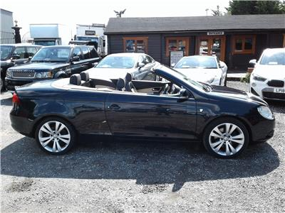 2007 Volkswagen Eos Individual 1984 Petrol Manual 6 Speed 2 Door Cabriolet