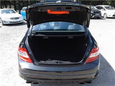 2008 Mercedes-Benz C Class C63 AMG 6208 Petrol Automatic 7 Speed 4 Door Saloon